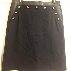 Cynthia Steffe navy Skirt